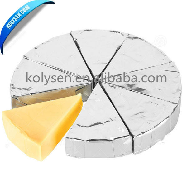 Aluminum Foil for Cheese Wrapping