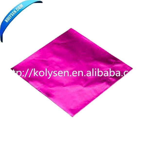 Kolysen wrapping aluminum foil Printed Treatment roll Type