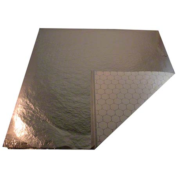 Direct Factory Custom Printed Greaseproof Honeycomb Insulated Foil Sandwich Wrap Sheets