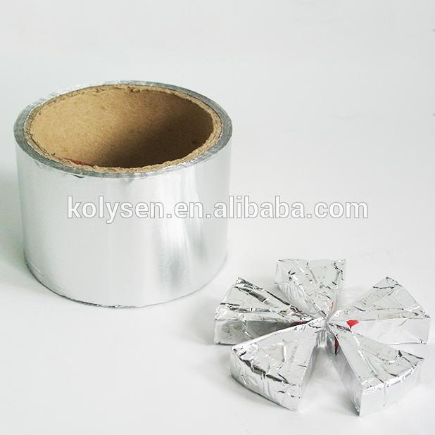 Fresh Cream Cheese Cube Foil Packing