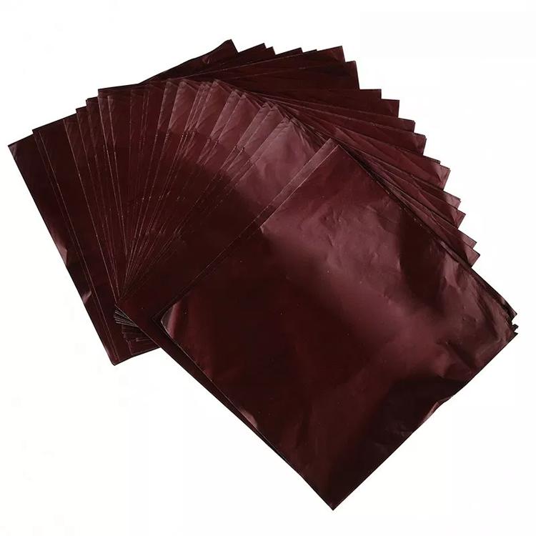 Kolysen Custom Printed Food Grade Chocolate Wrapping Foil