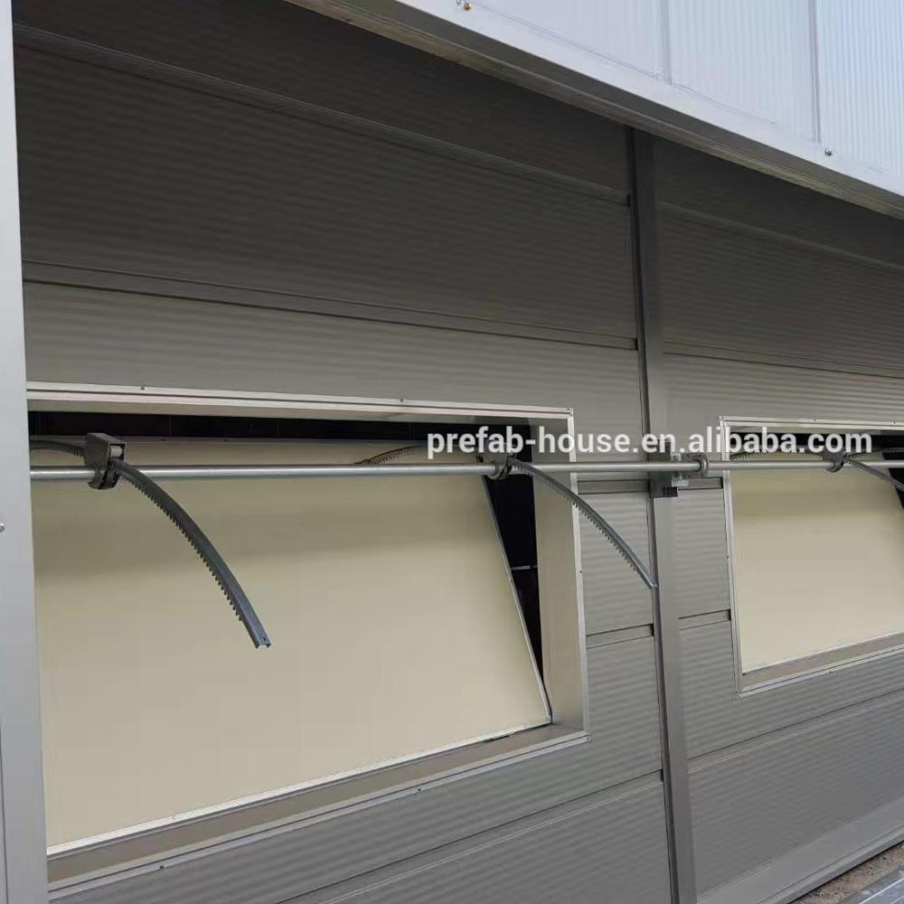 Poultry building chicken house 3000,5000,15000 birds with competitive price
