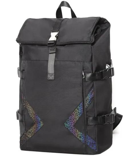 mochilas Stylish Anti Theft USB Charging Travel Laptop School Backpack Unisex Baluchon Backpack