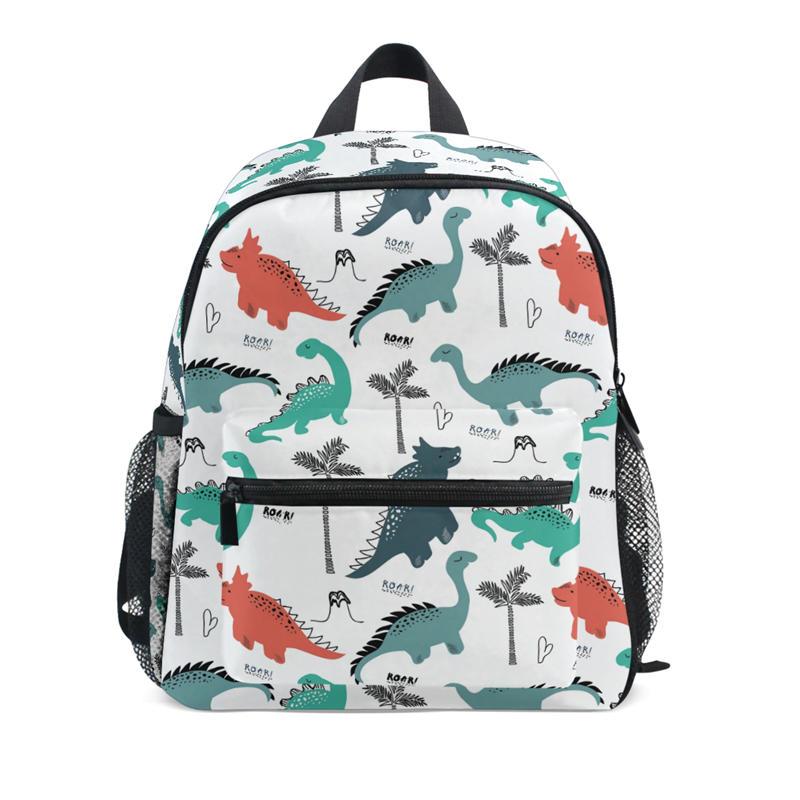 mochilas Cute Dinosaur Kids School Bags For Boys Kindergarten School Backpacks for Girls Creative Animals Book Kids Bag Mochila Infantil