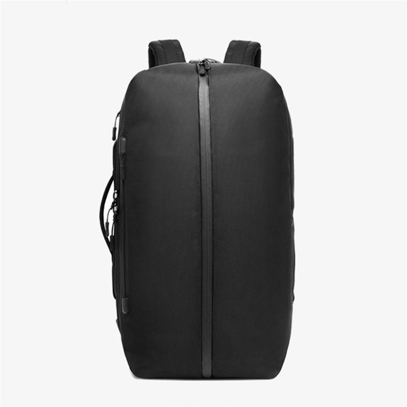 mochilas Multifunction USB Charging Men Backpack Large Capacity Waterproof Travel Bag Male 15.6inch Laptop Backpack Fashion mochila