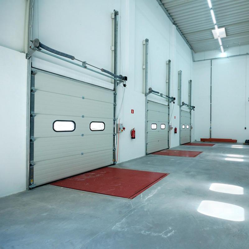 Overhead Industrial Lifting Door Automatic Electric Factory Lifting Door