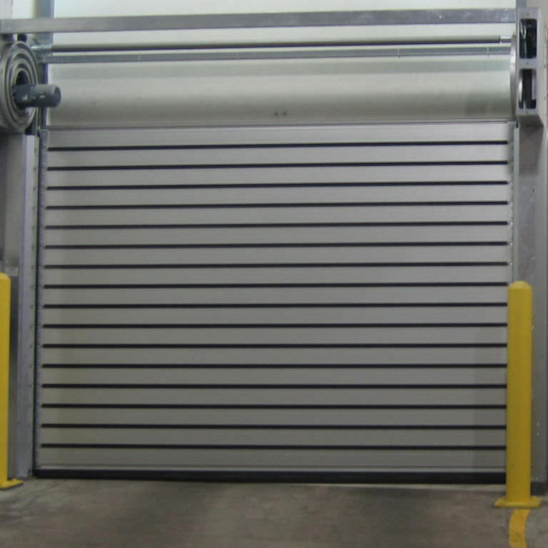 Excellent Quality Electric Galvanized Steel Industrial Lifting Door
