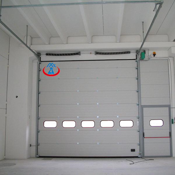 Wholesale Overhead Shutter Warehouse Main Gate Lifting Industrial Doors