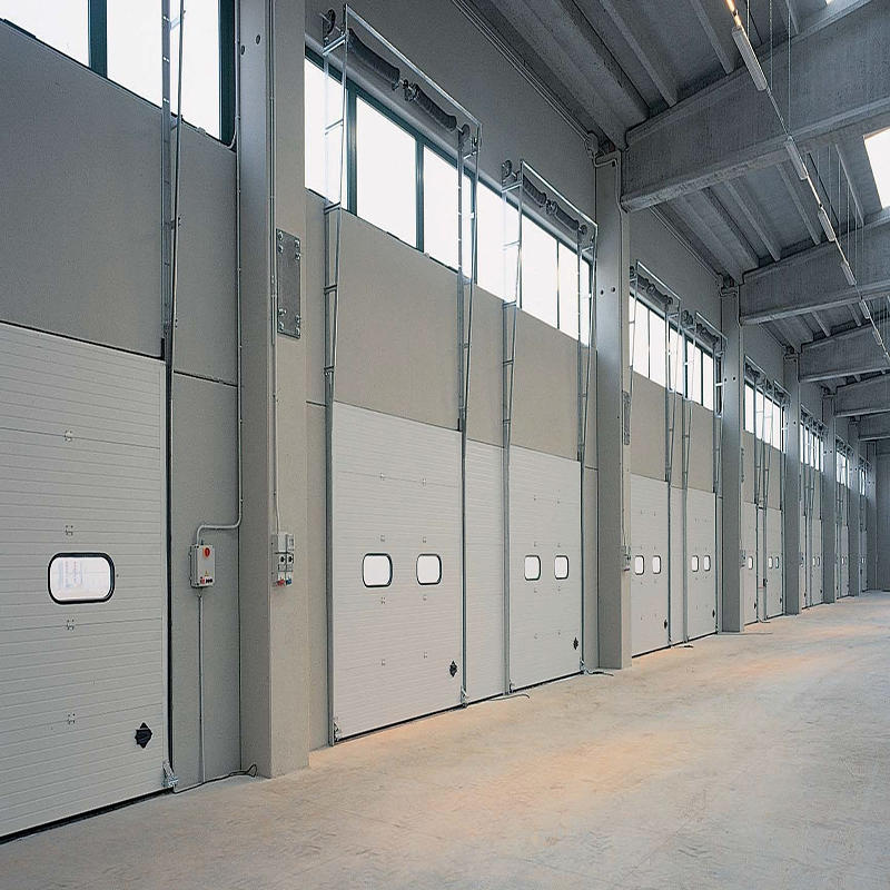High Performance Good Quality Electric Overhead Lifting Door Manufacturer