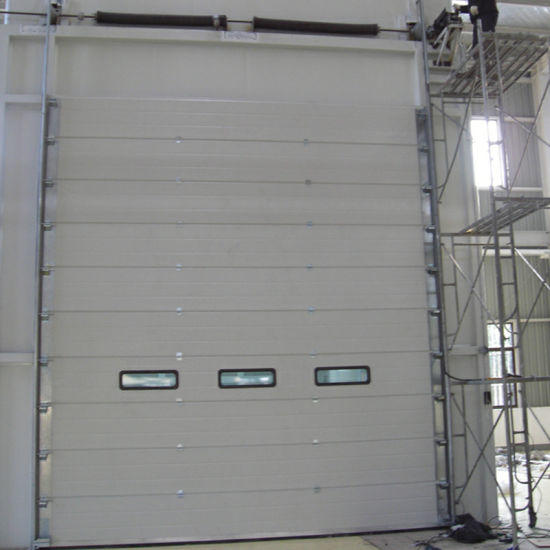 Factory Direct Sales Price Electric Automatic Industrial Lifting Door