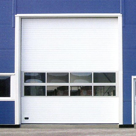 Top quality automatic industrial rolling door for sale