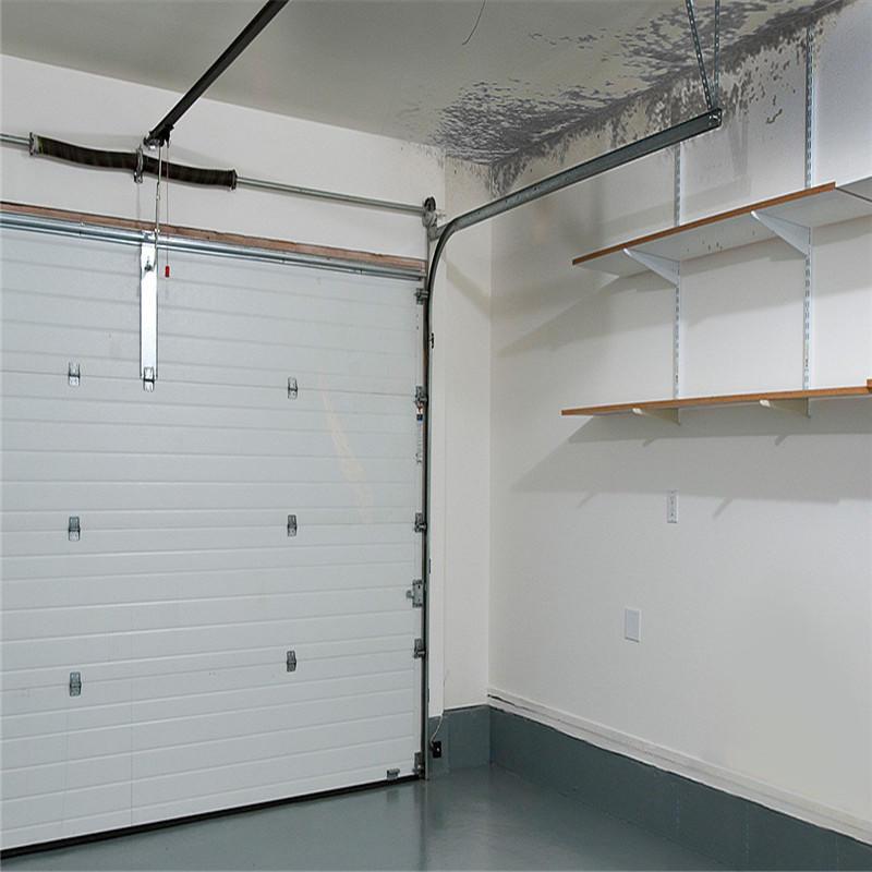 PU lifting door PPGI vertical door use for industrial area