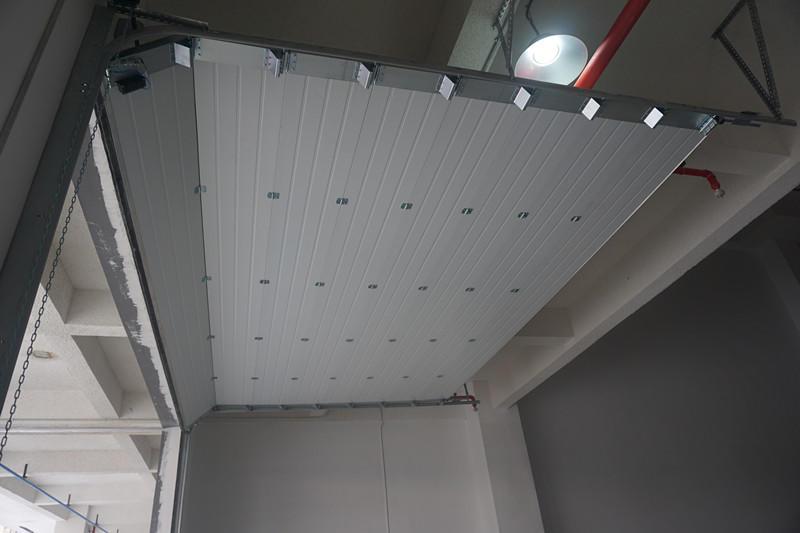 Customize Aluminium Automatic Industrial Overhead Door Lifting Door