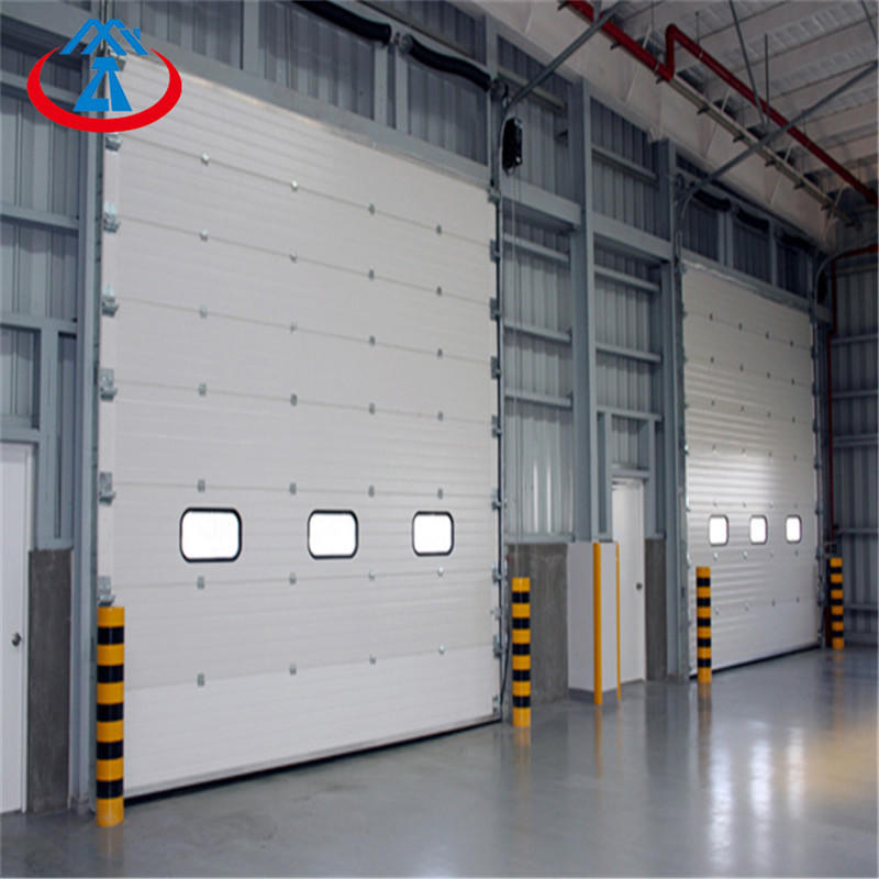 Made in China Electric Industrial Vertical Lift Industrial Door
