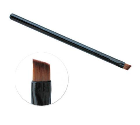 Nylon Hair Eyelash/Comb/Angled Brush Black Classic Style Makeup Brush Eyebrow Brush