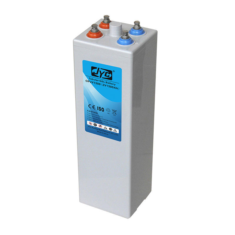 China Factory Direct Selling 2V 1500Ah Plate Orient Tall Lead Acid Hi Power Tubular GEL OPzV battery