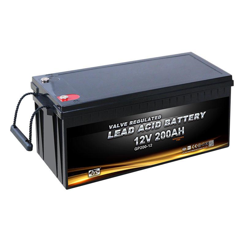 Power Safe 12V 200Ah Lead Acid AGM VRLA GEL Deep Cycle Solar Storage Battery