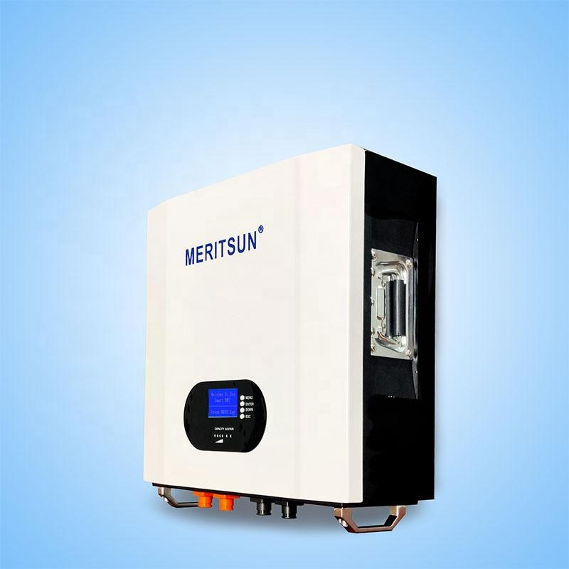 5KWh 6000 Cycle Life Lithium Battery Solar Energy Storage System for Hybrid Grid Solar Power System Home