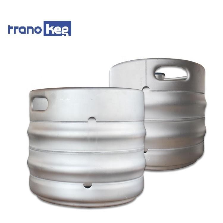 Personalised Customized Logo Din Standard Stainless Steel Beer Keg 30 L