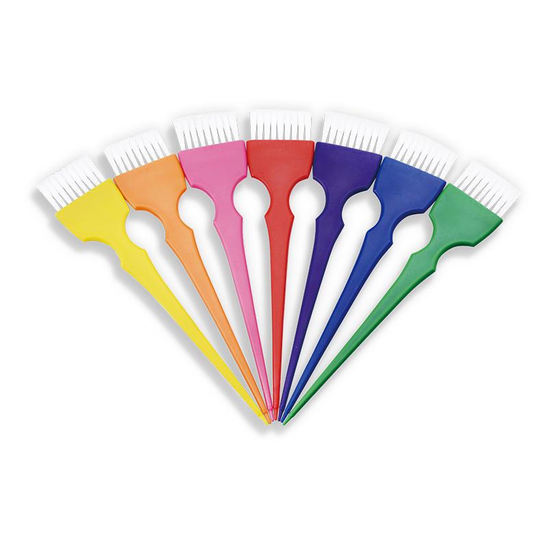 Salon Barber Hairdressing Brushes Combo Hair Tinting Brush Hair Color Brush Dye Tool Kit