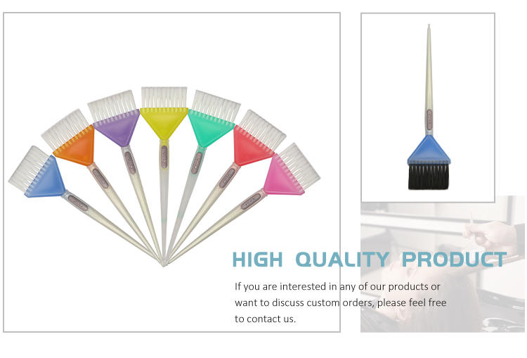New product hair salon color tinting brush dyeing brush for wholesale