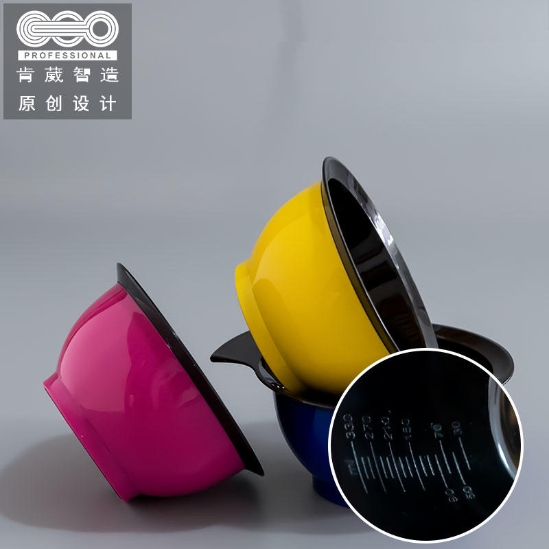 Fashion Professional Extra Deep Hair Salon Color Mixing Tint Bowl