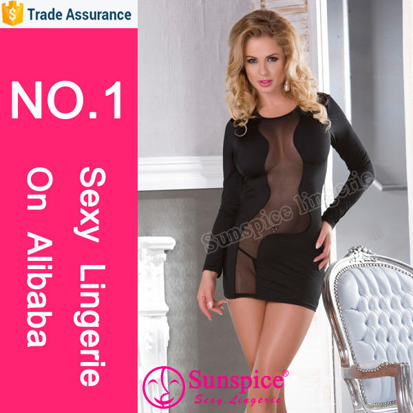 New arrival Sunspice sexy intimate sexy mature plus size lingerie