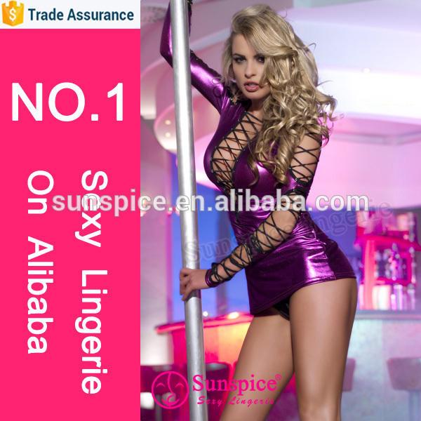 High quality guarantee hot girl club dance wear teen girls sexy lingerie