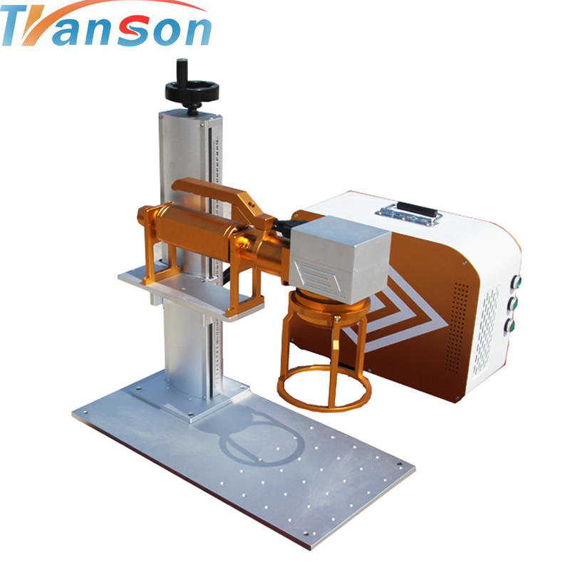 Transon 20WFiber laser Marking Machine Handheld Type for Metal and Nonmetal