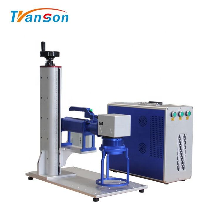 50W laser marking machine jewelry handheld depending application milling cutter