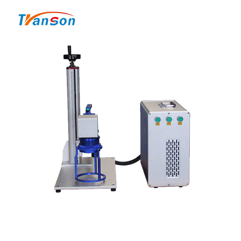100W Powerful Flexible Handheld Fiber Marking Machine