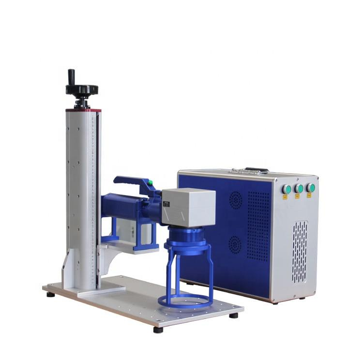 20w metal Mini Handhold fiber laser marking machine