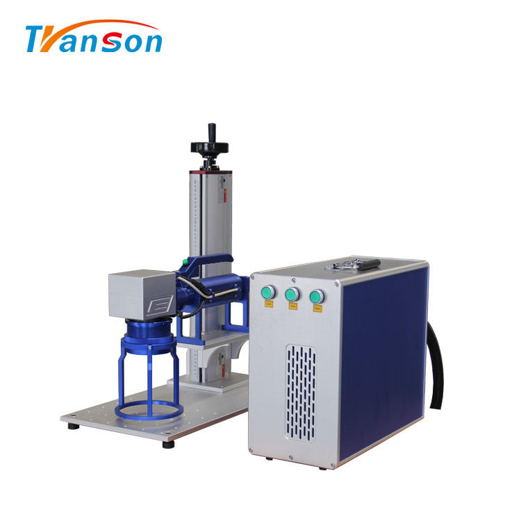 Affordable 50WFiber laser Marking Machine Handheld Type with MAX Laser