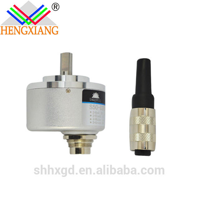 HENGXIANG S50 incremental linear encoder 2048ppr long driver 7272