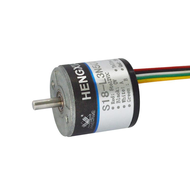 S18 mini china encoder A+B 360ppr pir sensor OME-360-2Ndatum position encoder for mini robot/ printing machine