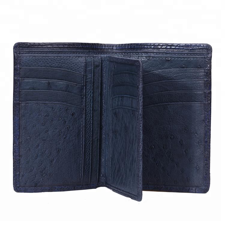 Wholesale custom genuine grain crocodile leather 16 cards slots vintage short bifold wallet