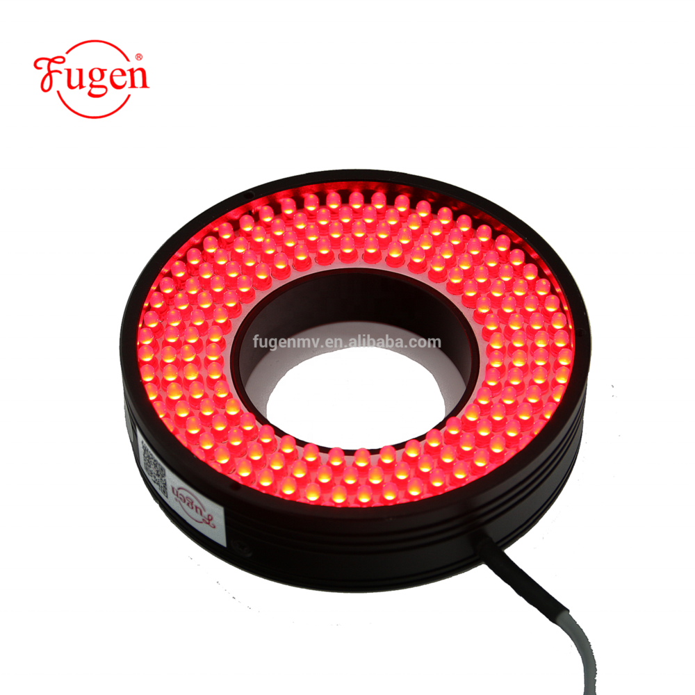 FG-DR Series 24V machine vision emitting led ring light for industrial inspection low price in shanghai China