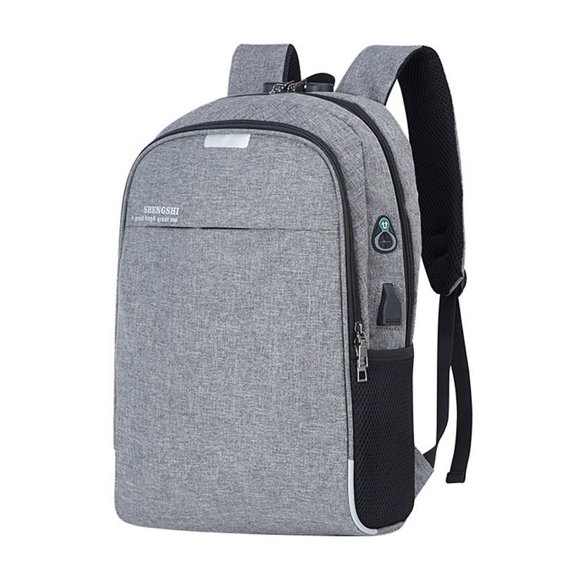 mochilas Large Men New Laptop USB Backpack School Bag Anti Theft Men For 16 inch Backbag Male Leisure Backpack Mochila Dropship