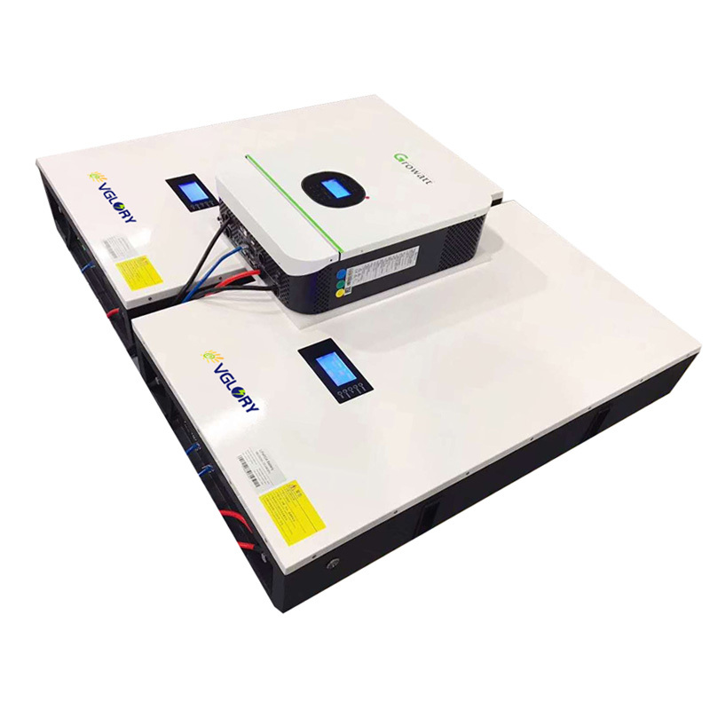 5kw 48v Solar Power System Residential High Quality Hot Selling Product Customized Rechargeable