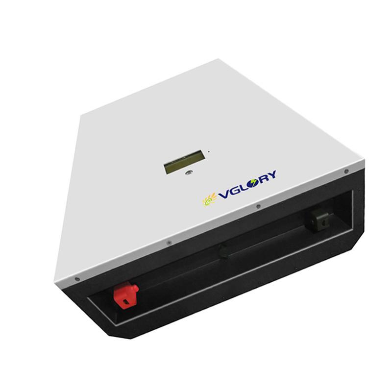 4.8kwh 5000-8000 Cycles Nominal Capacity 50ah Lfp-akku Rechargeable Lipo 48v 200ah Lifepo4 Battery 4