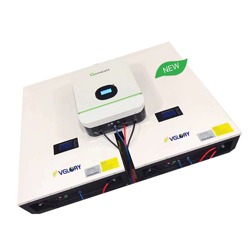 Performance Mounted Power Wall 3.3kwh Powerwall Home Lithium 2.5kwh Lifepo4 Ce 51.2v 10kwh Battery