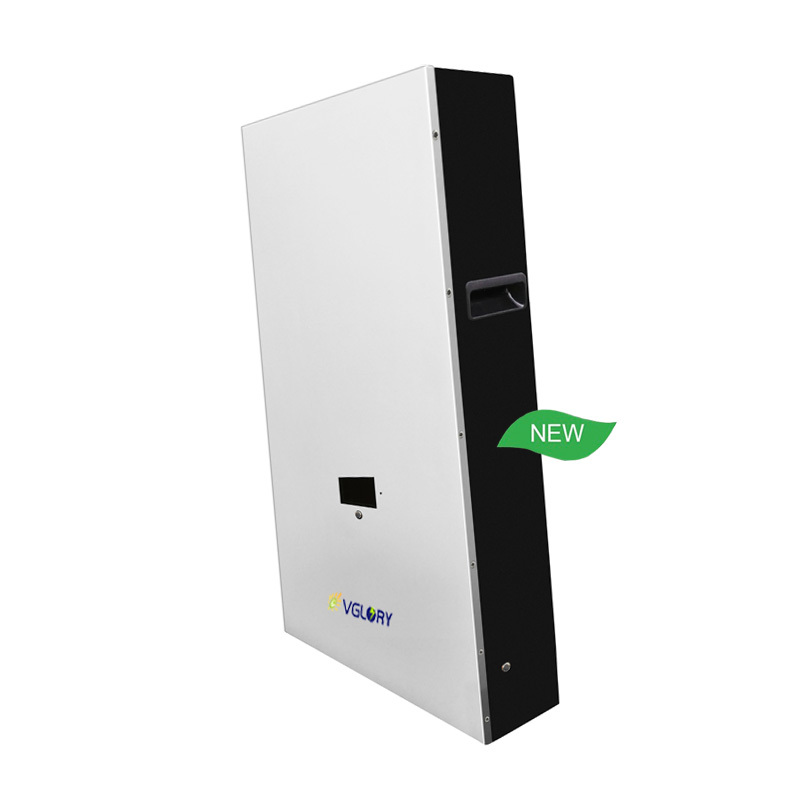 Battery 200ah Wall Mount Lithium-ion Solar Hight Quality Rechargeable 48v 100ah Powerwall Lithium