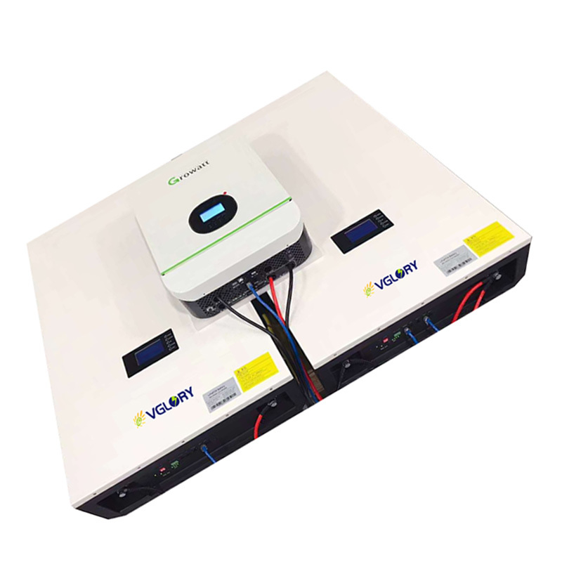 Bms Board Lifepo4 Battery Pack For Home Appliance 10kwh Solar Generator 6000w Deep Cycle More Than 6000