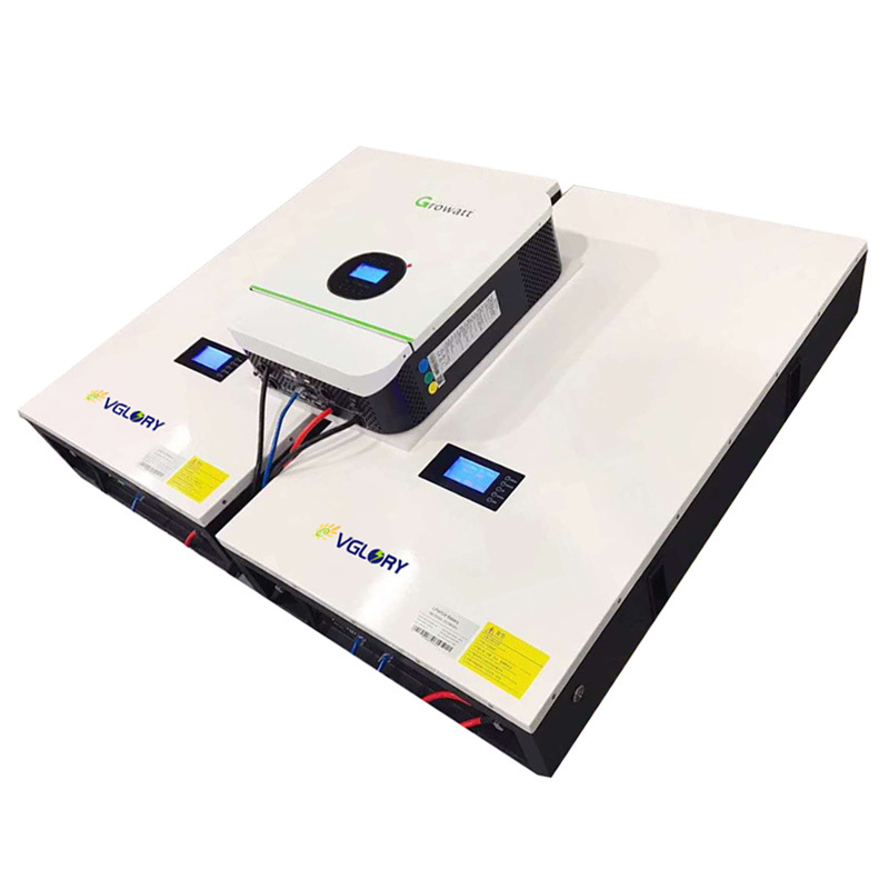 For Photovoltaic Systems High Grade Powerwall Lifepo4 Energy Storage 2kw Solar Power Station