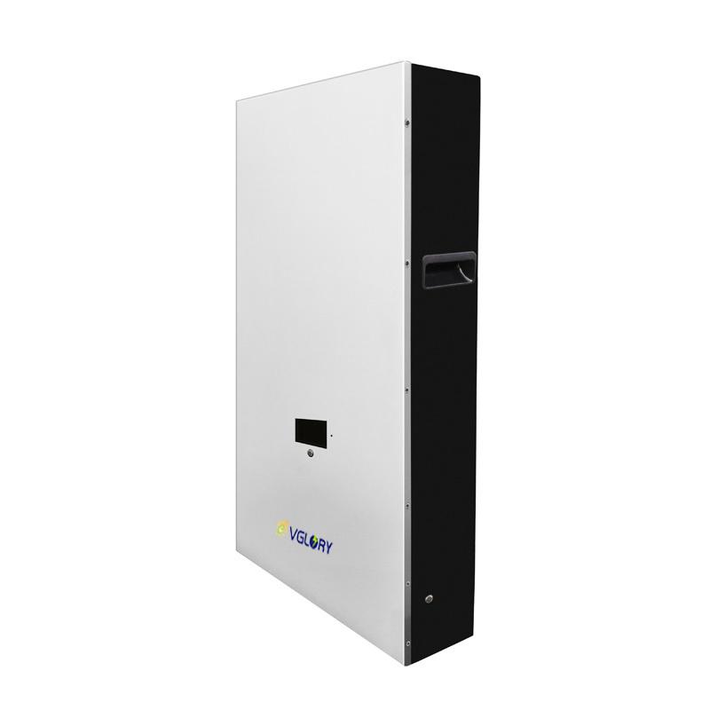 250ah China Oem Lithium Ion Solar 50ah Li-ion Pack Wall Mounted Powerwall Lifepo4 48v 100ah Battery