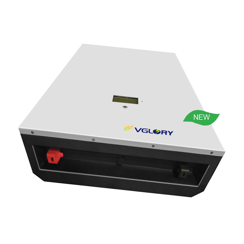 Rechargeable Lifepo4 Solar Lipo Lithium Ion Grid-off Battery Long Life Factory Direct Akku 48v 50ah