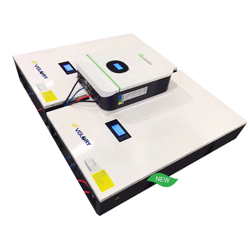 52v Backup Batteries Off Grid Power Wall Lipo Solar 200ah Lifepo4 Lithium Batterry Powerwall Home Battery 48v 5kwh 8kwh 10kwh