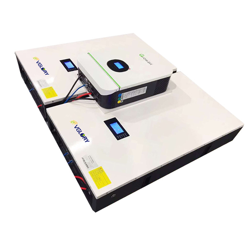 Cheap Price Deep Cycle 48v 200ah Power Wall Battery Rechargeable 51.2 V Solar Powerwall Batteries