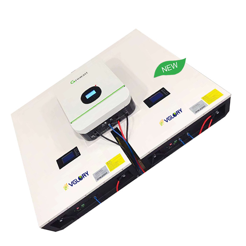 Storage Lifepo4 Soalr 24v Solar Pack Lithium Power 5kwh 7kwh 10kwh Home 48v Battery Wall