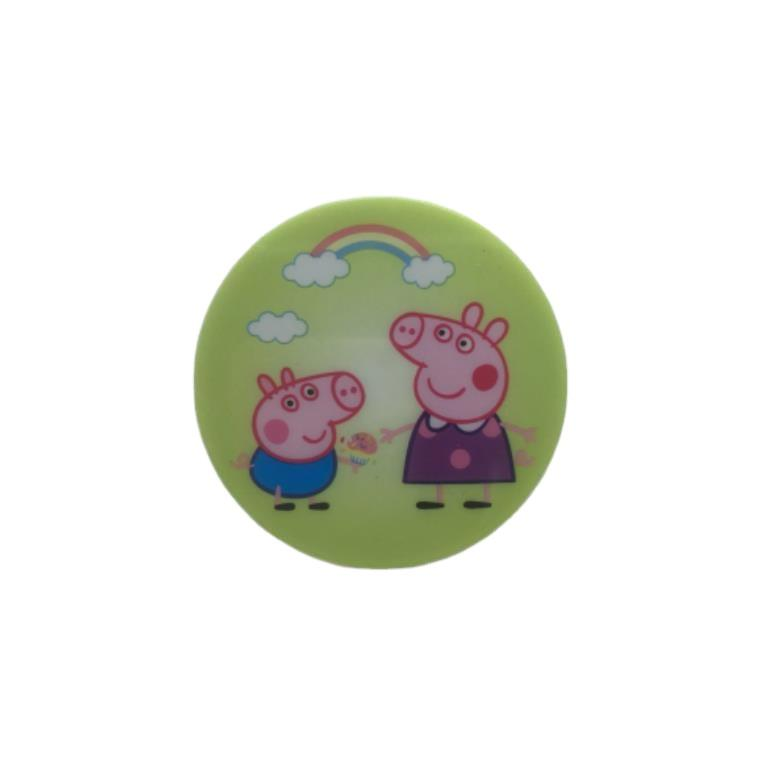 W091switch plug in classic film image pig led night light room For Children Baby Bedroom room usage
